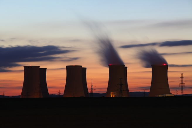 Atomic power plant malware Iran