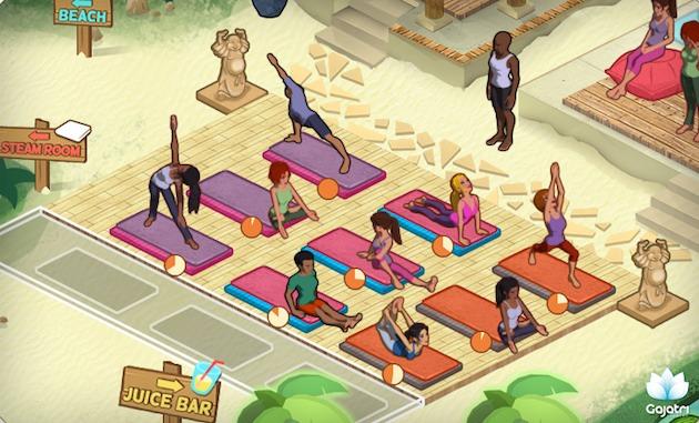 Yoga Retreat story image