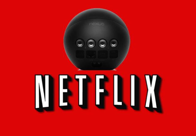 Nexus Q Netflix Hack