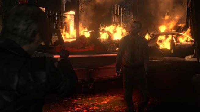 Resident Evil 6 regular zombies