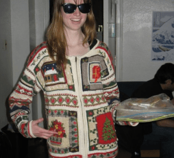 Meghan Kelly Christmas Sweater