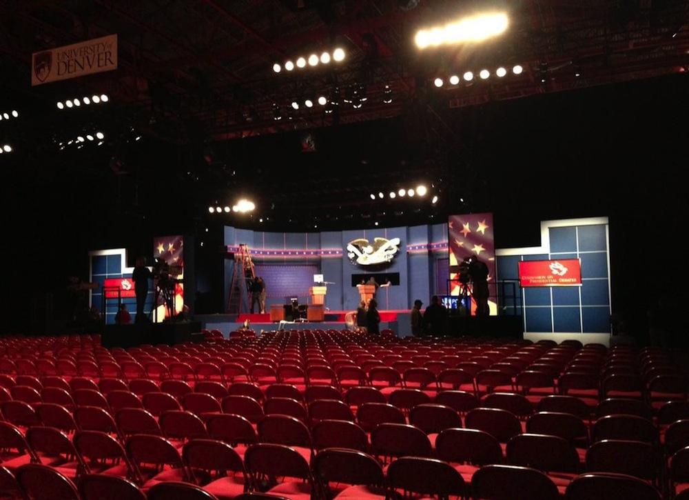 2012 Presidential Debate