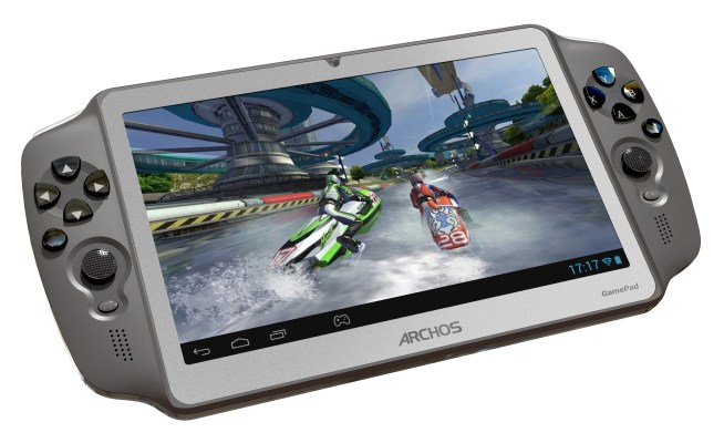 Archos GamePad Android tablet