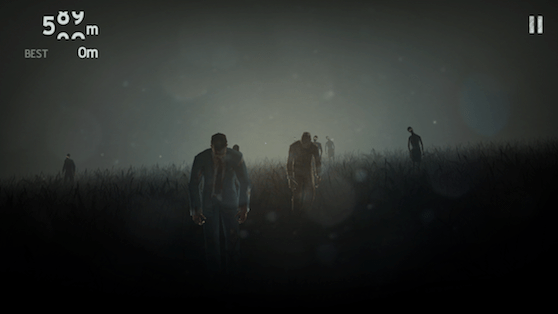 Into the Zombie_Best Mobile Games header