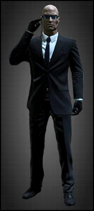 Blackwater Bodyguard