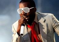 Kanye West shades