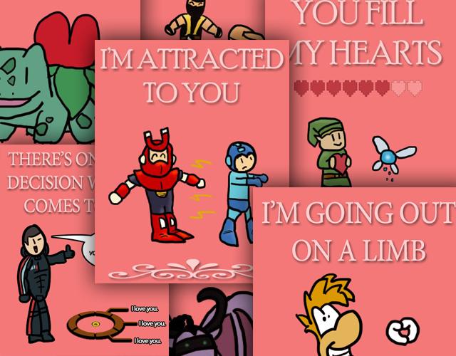 GamesBeat Valentines