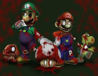 mario zombies