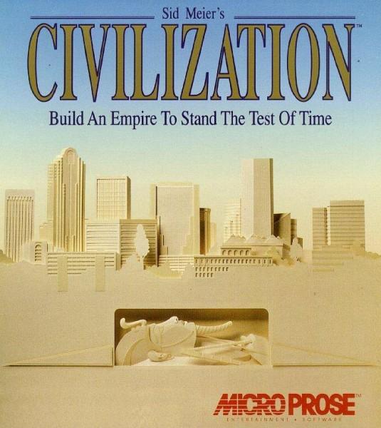 Civilization box art