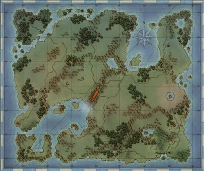 shroud map