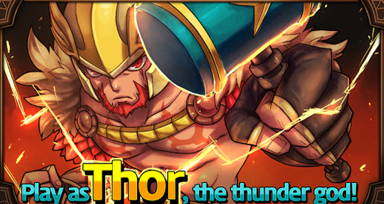 Animoca's Thor: Lord of Storms