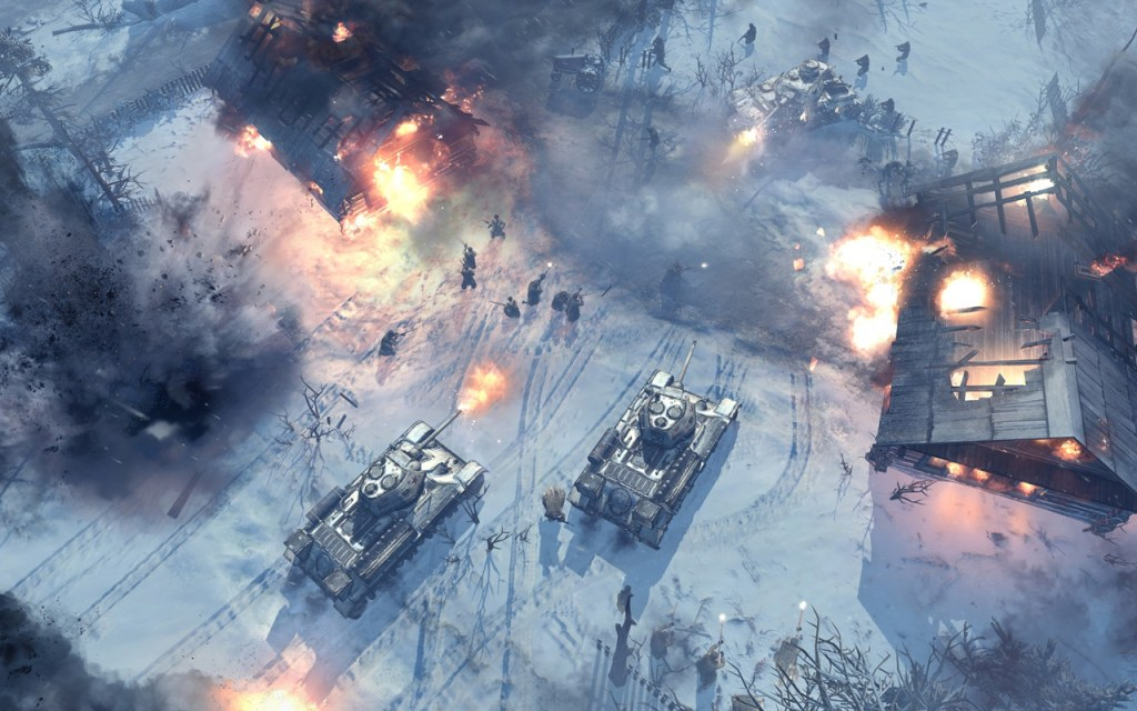 Company of Heroes 2 preorder plus beta access