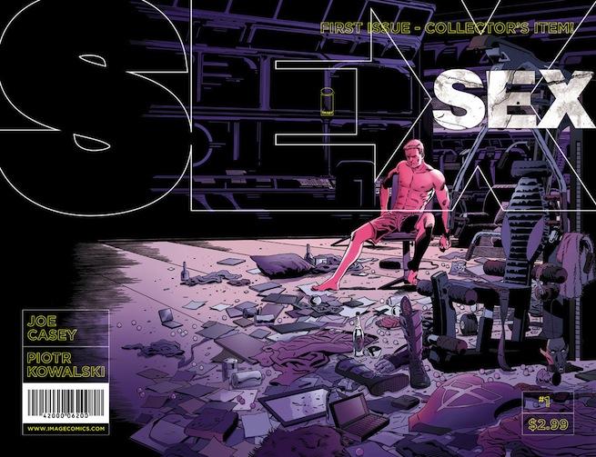 SEX No. 1 Cover