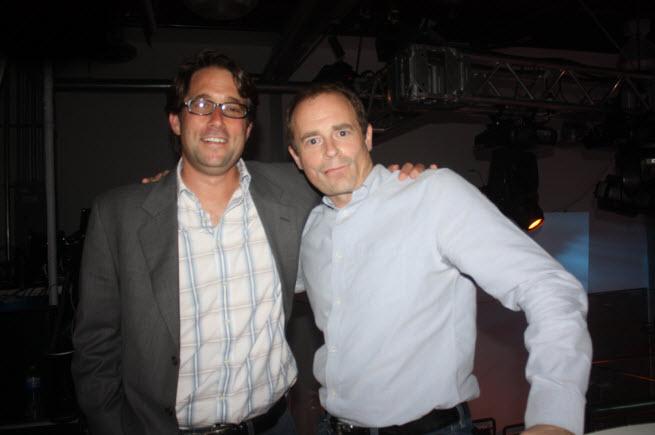 Josh Taub and John Coyne