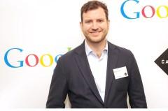 Google London's campus head Eze Vidra