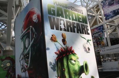 popcap games garden warfare