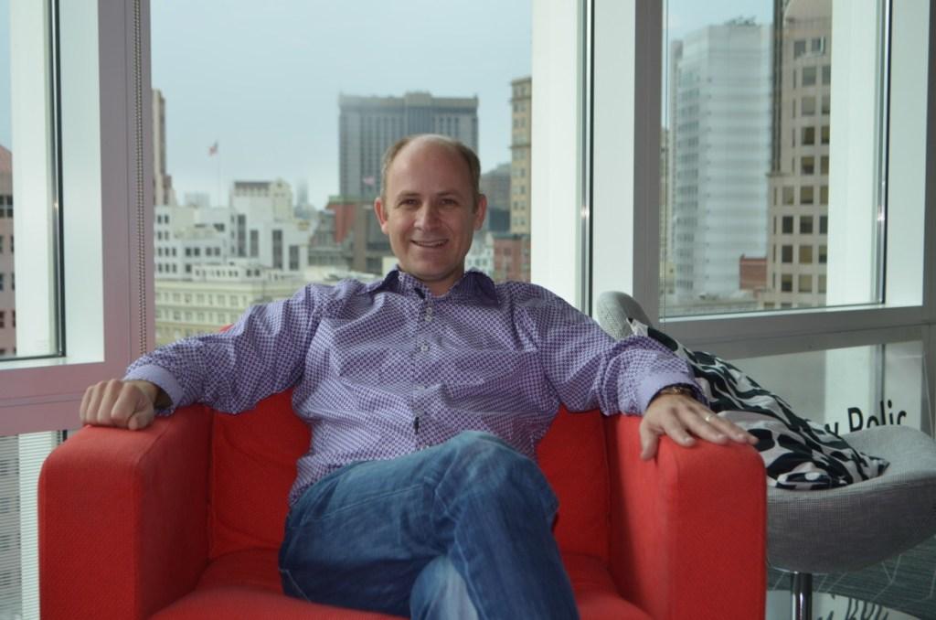 New Relic CEO Lew Cirne