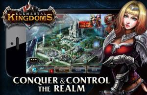 Perfect World Elemental Kingdoms mobile game