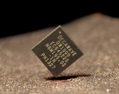 DecaWave launches indoor location chip that can accurately ...