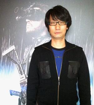 Hideo Kojima in New York