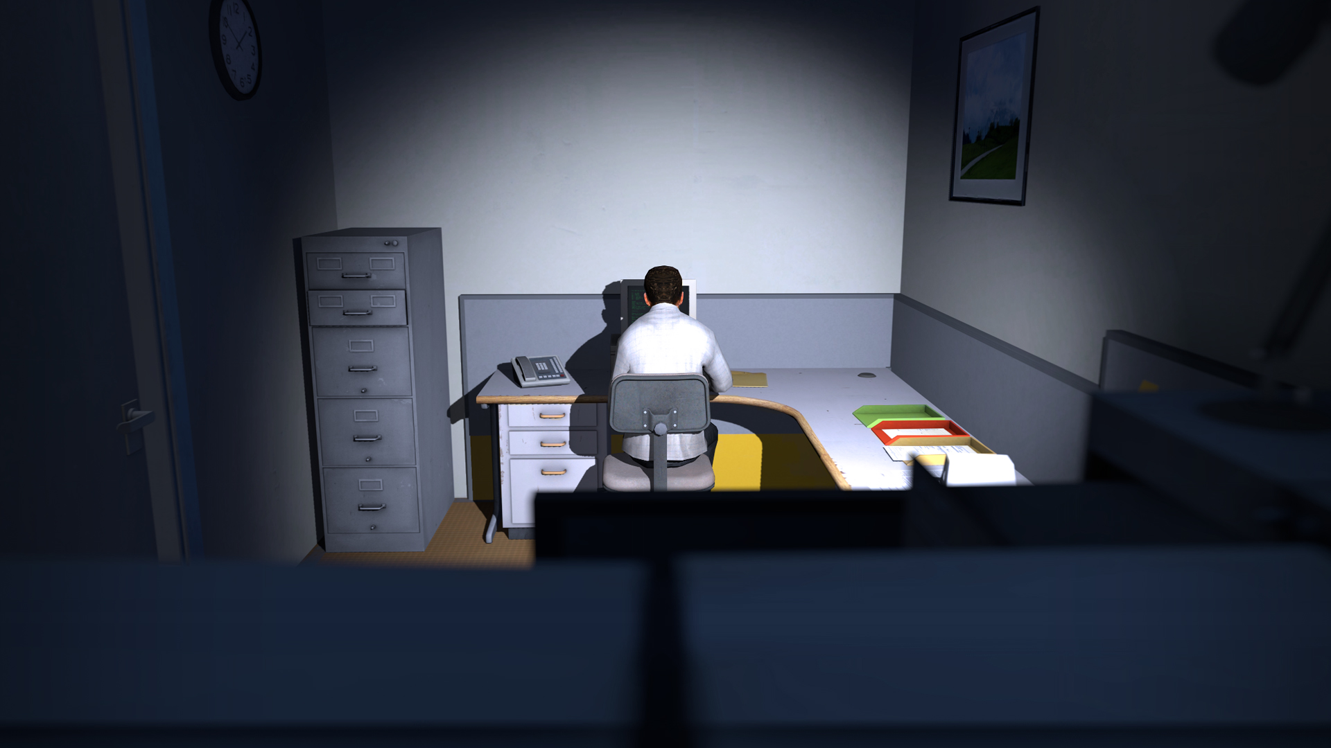 The Stanley Parable is coming to the consoles