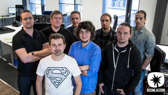 Boomlagoon team