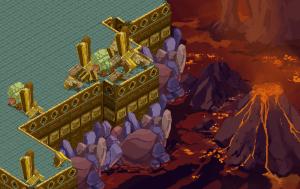 The rubble of Montezuma.
