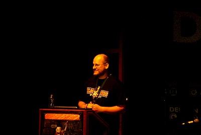 Phil Polstra at Defcon