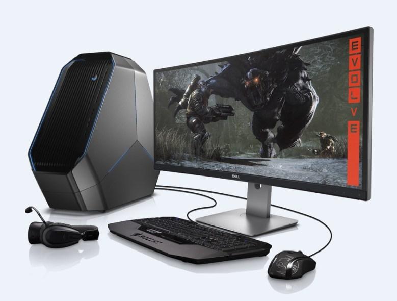 Alienware shows off its new area 51 gaming desktop - Alien desktop ...