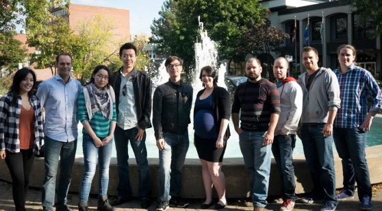 Cloudcade team