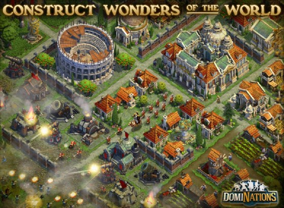 DomiNations from Big Huge Games