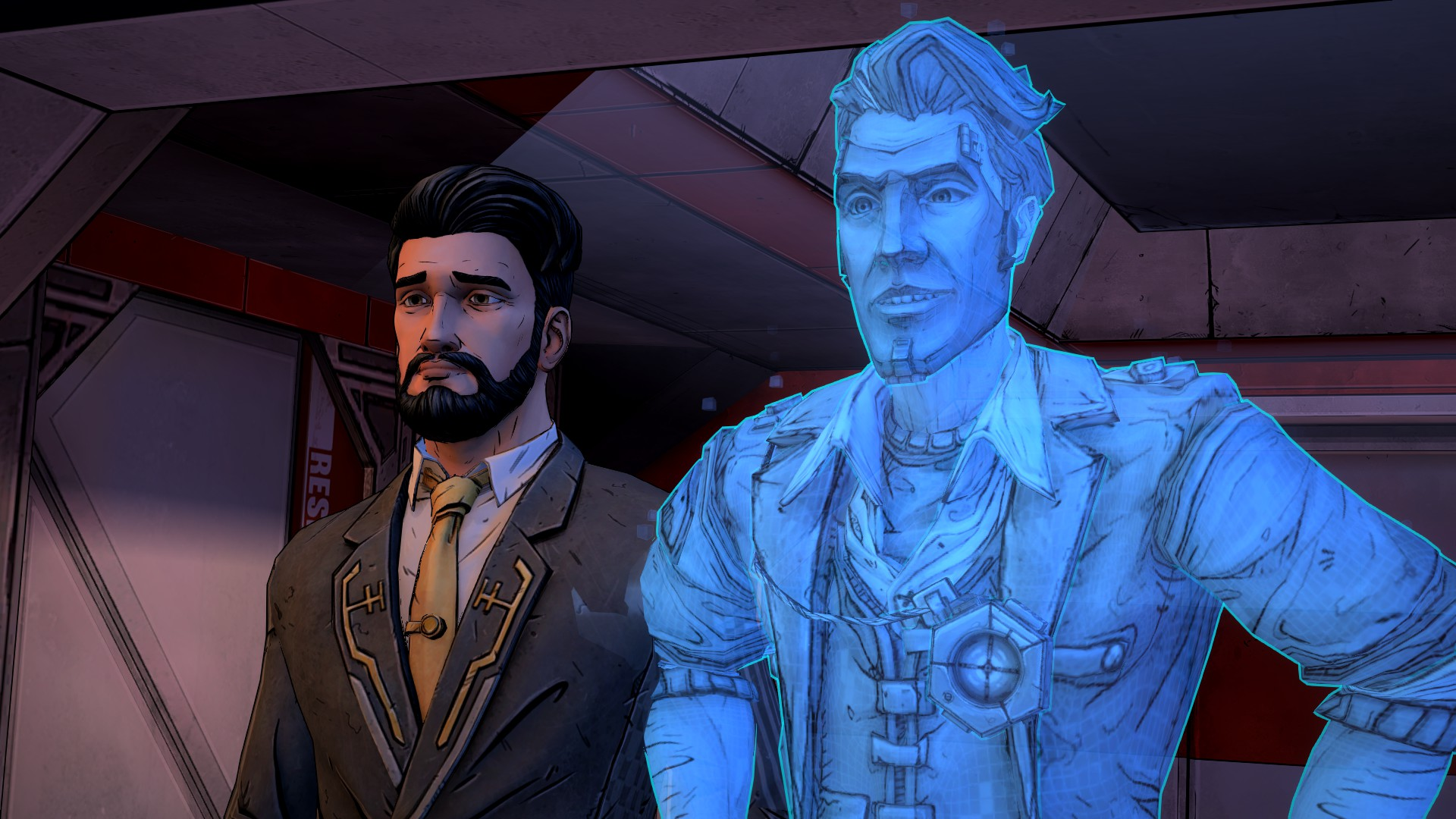 Tales from the Borderlands Episode 2: Atlas Mugged is all filler, no