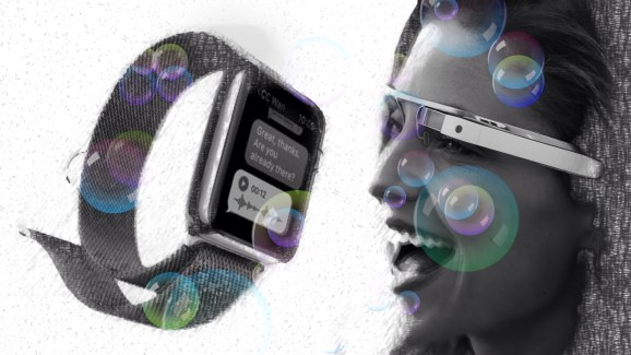 Apple Watch and Google Glass