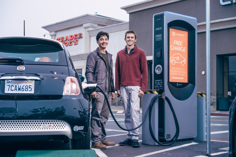 Volta wants to power your electric car with ads — and it just raised $7.5M