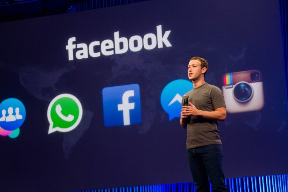 ProBeat: Mark Zuckerberg's 2018 problem is to be Facebook's CEO