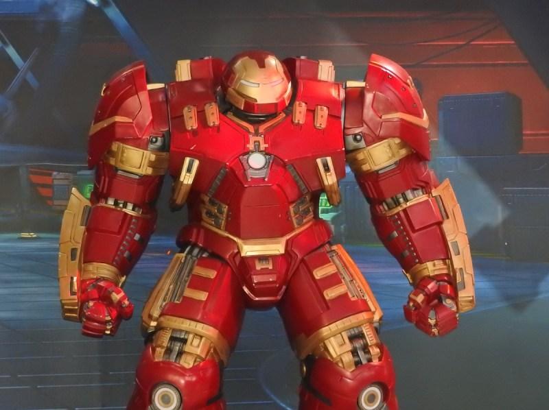 Marvel Iron Man Character: Διαγωνισμός Πρωταθλητών στο ChinaJoy το 2015.