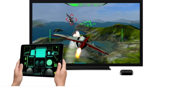 Apple has supported gaming on the TV using its AirPlay feature, but now the Apple TV may finally get a gaming App Store of its own.