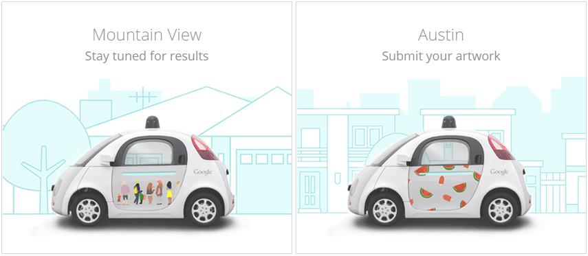 Google starts testing its custom built self driving cars in Austin, Texas