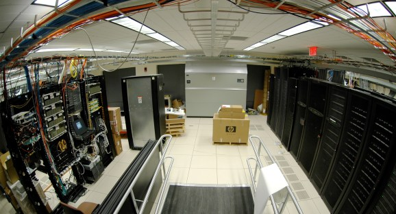 This is the legacy: Data centers that most people don't need to think about any more.