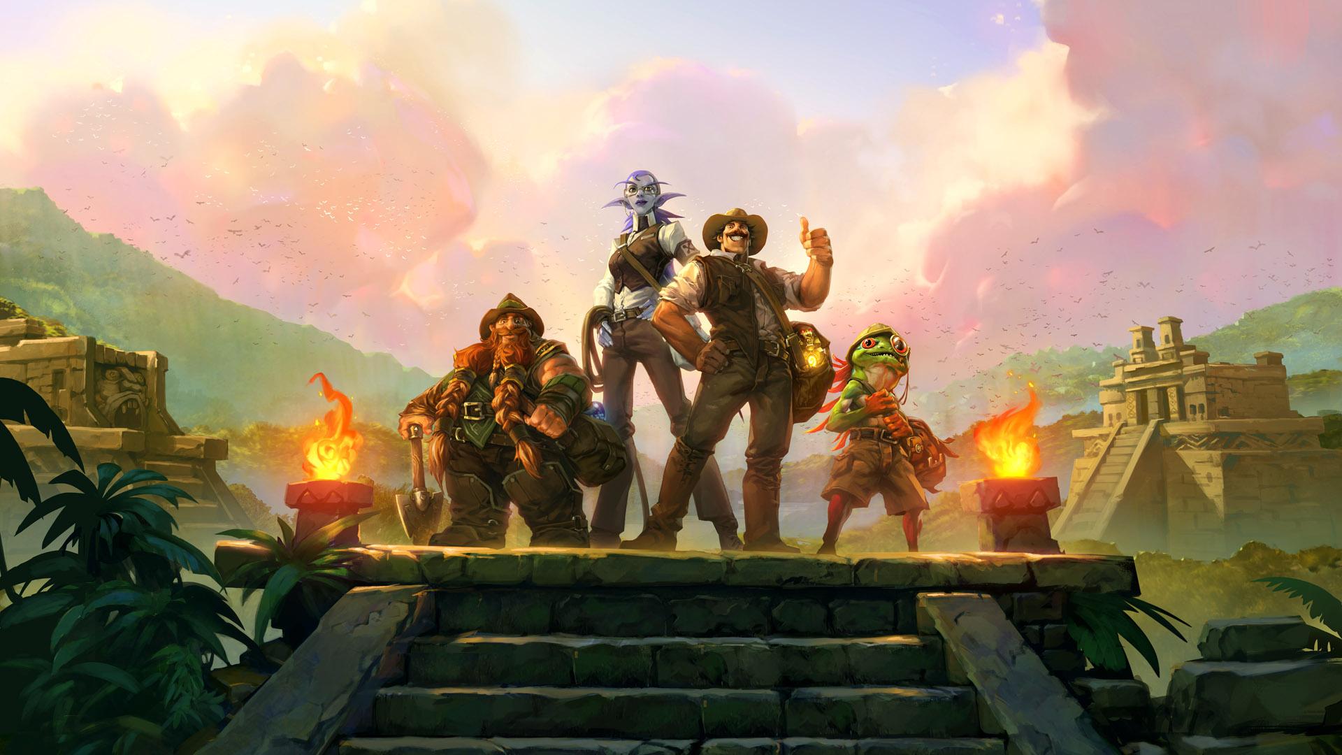 Karazhan A Primer For Hearthstones Fingers Crossed Next Adventure GamesBeat