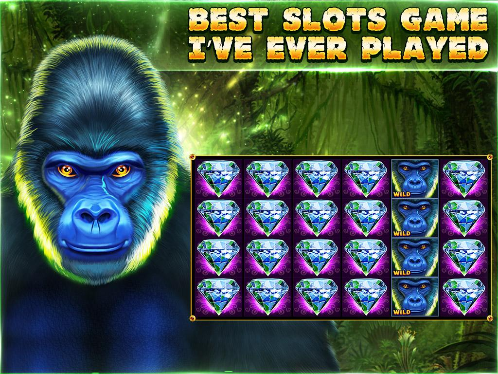 House Of Fun Slots Account Options