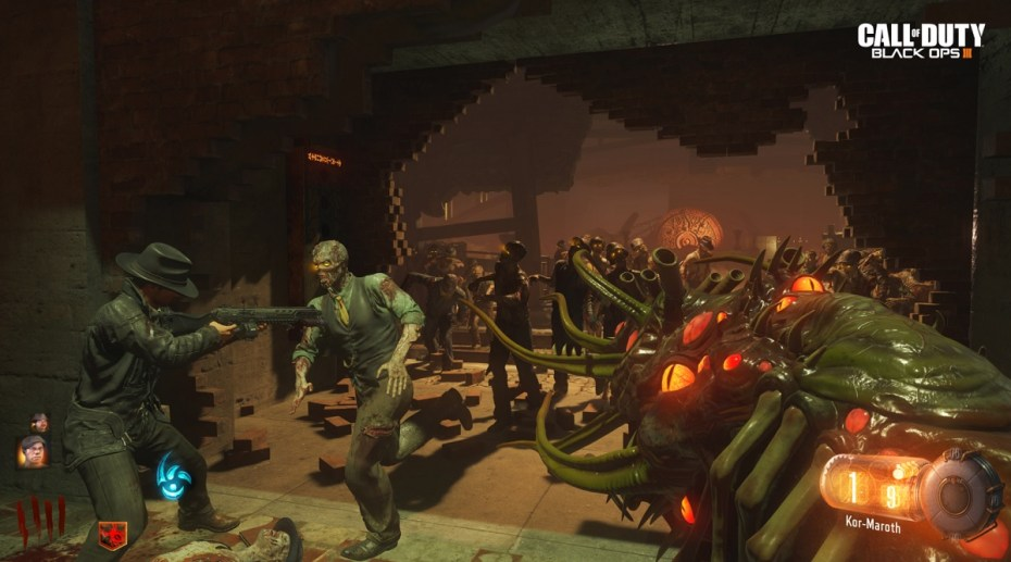 Call of Duty: Black Ops zombie III