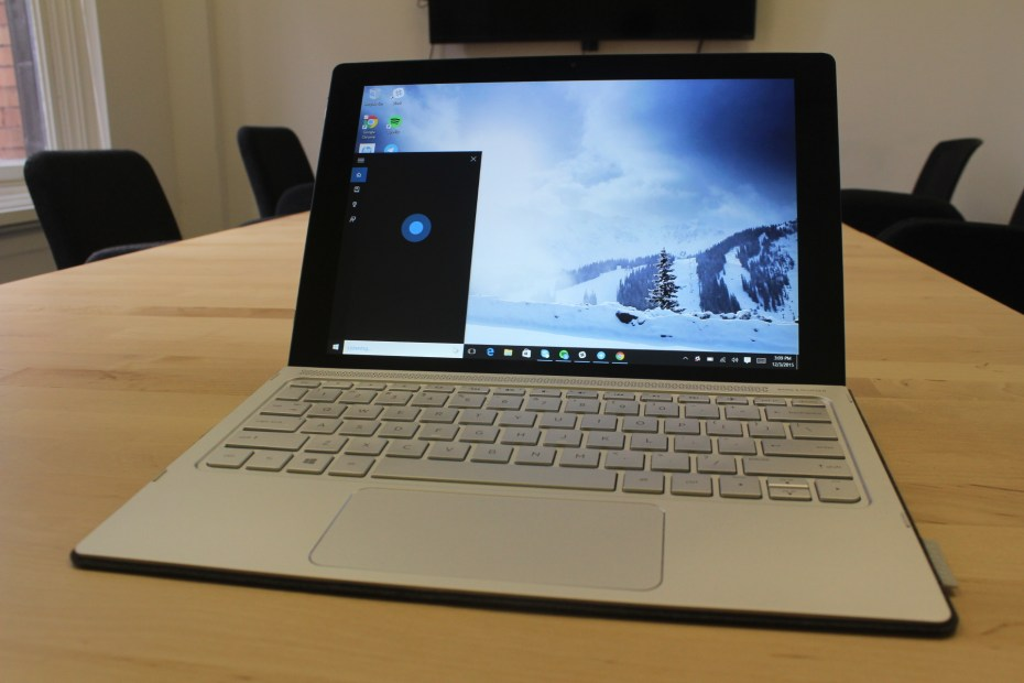 The HP Spectre x2.