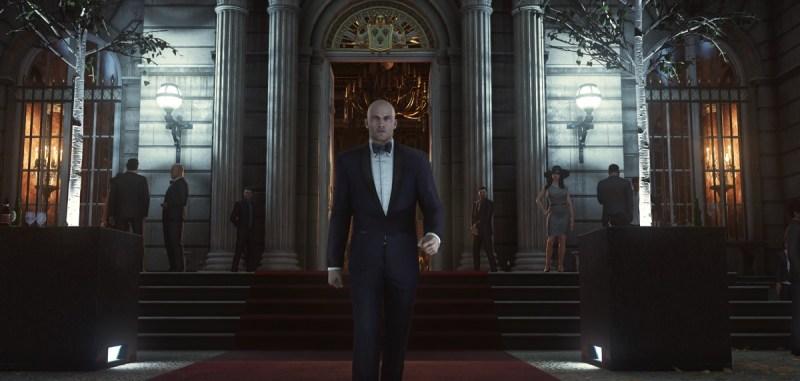 Hitman has style. Very Bond-like in this scene.