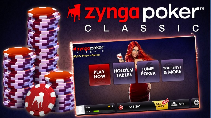 Zynga Poker Classic is growing again.