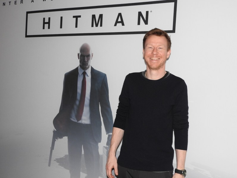 Christian Elverdam is creative director at IO Interactive, creator of Hitman.