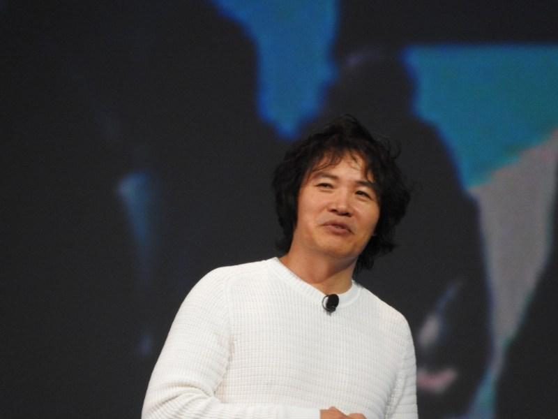 Samsung R&D exec Injong Rhee at SDC.