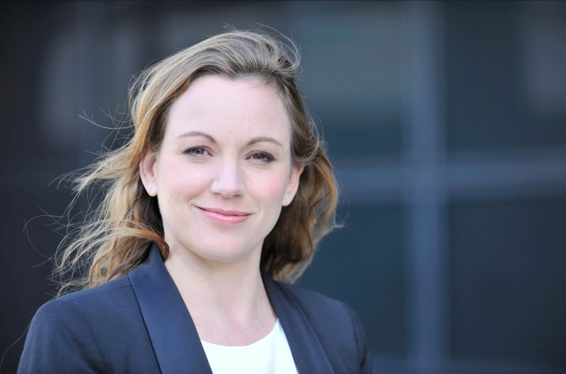 Axelle Lemaire, France's digital minister