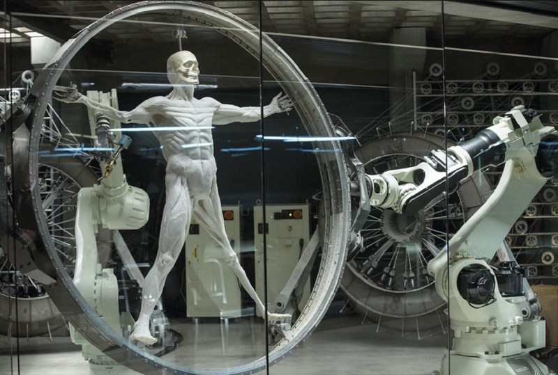 What the guests don't see behind the scenes at Westworld.