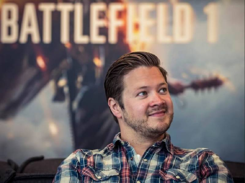 Aleksander Grøndal, senior producer at DICE in Stockholm, talks about Battlefield 1.